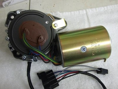 Premium Restored A_B Body Wiper Motor