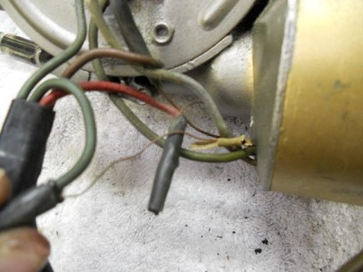 Three Speed Wiper Motor Repair